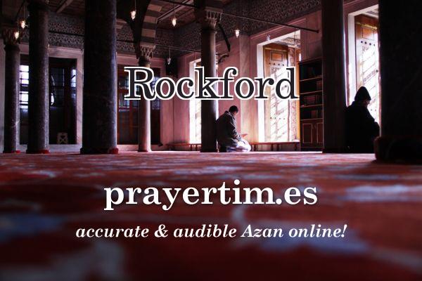 Prayer times rockford il
