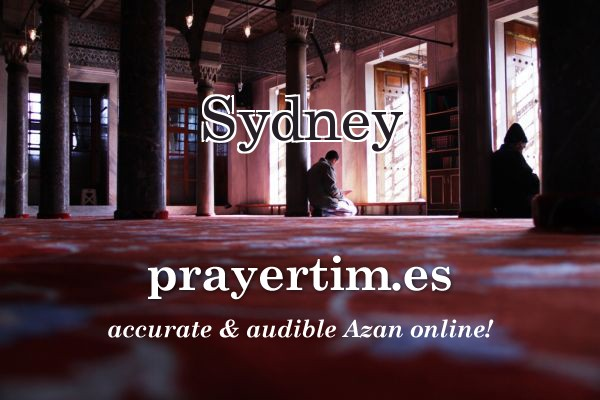 islamic finder sydney